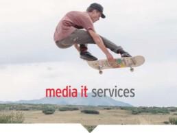 Relauch Website m3digital